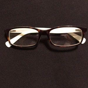 Ralph Lauren frames. Beautiful color.
